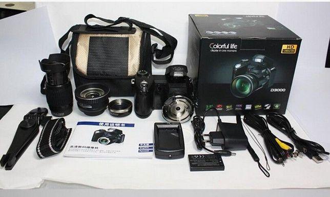 Фотоапарат PROTAX D3000