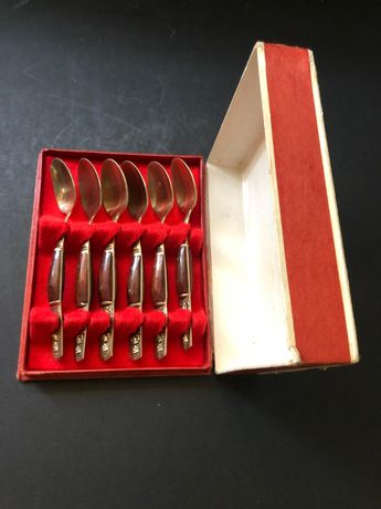 Vintage Thai Bronze Flatware