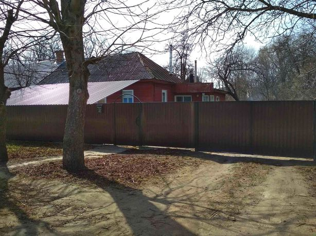 Продам часть дома на Фикселя - 9,8 соток земли MY