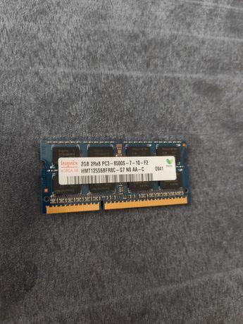 2x2gb Hynix 2Rx8 PC3 8500S-7-10-F2