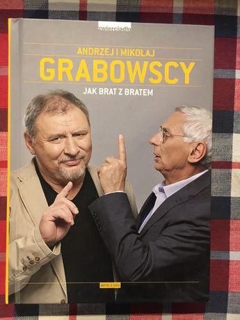 Jak brat z bratem. Andrzej i Mikołaj Grabowscy.