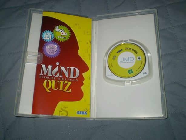 PSP Mind Quiz