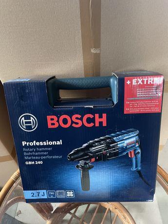 Młotowiertarka Bosch GBH 240