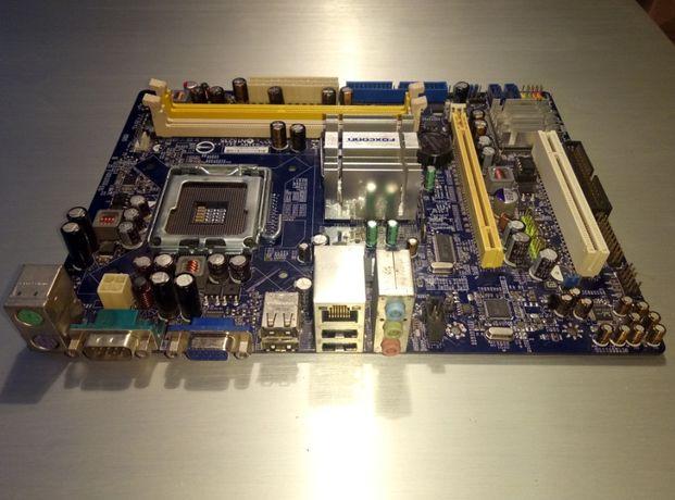 Материнская плата Foxconn G31MV soc.775