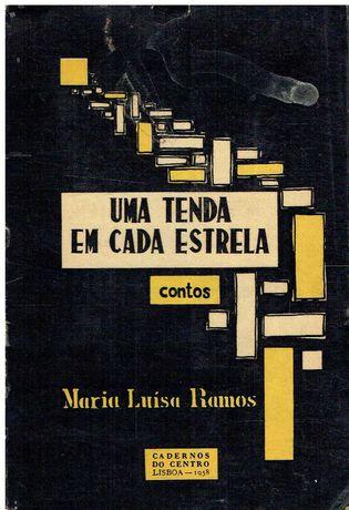 11547  Uma tenda em cada estrela  de Maria Luísa Ramos.