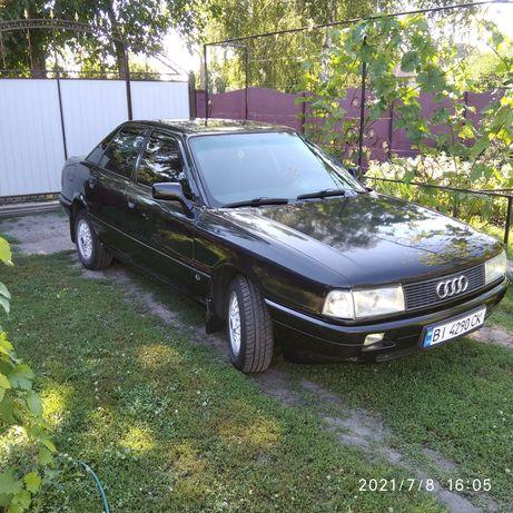 Продам Ауді Ауди 80 б3  (Audi b3) 1.8 газ/бензин 1988 р.