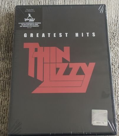DVD - Thin Lizzy - Greatest Hits