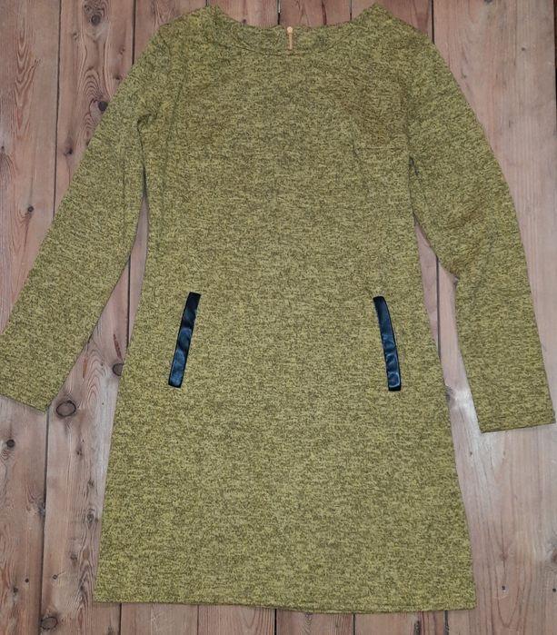Тёплое платье с карманами Харьков - изображение 1