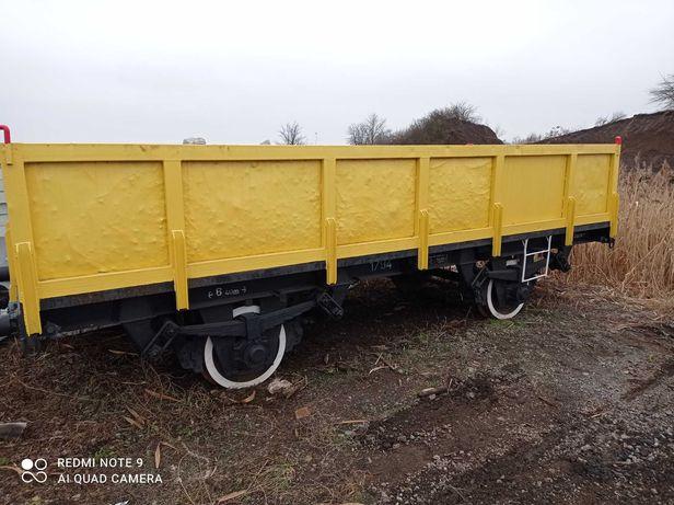 Platforma Wagonik Wagon kolejowy 1435mm