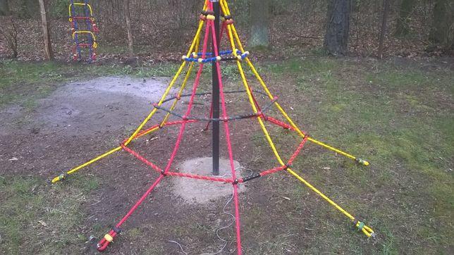 małpi gaj lina 16 mm Place zabaw liny do wspinaczki wspinaczkowe