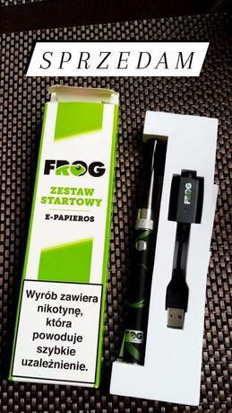Pudełko po e papierosie frog