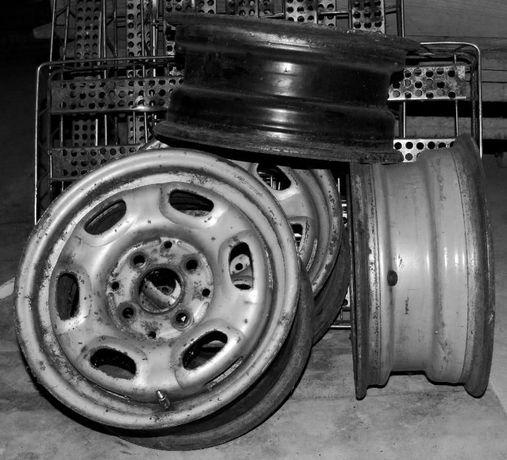 "Диски 13"" Volkswagen/Audi. Комплект. Не титан. Без пробега по Японии))"