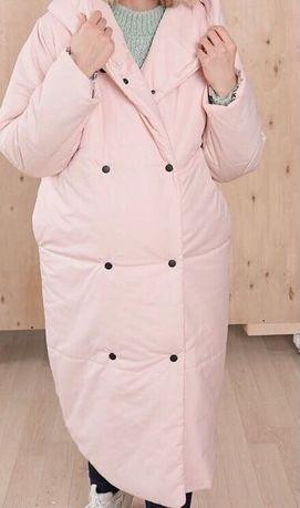Курточка для вагітних зимова