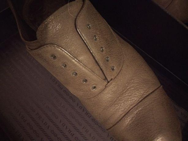 Продам оригинальные туфли Prada