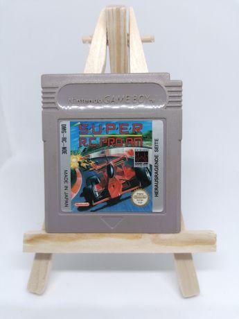 Super RC Pro Am Game Boy Gameboy Classic