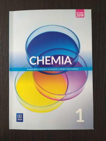 Podręcznik Chemia 1 Liceum I Technikum Zakres Pod. WSiP Reforma 2019