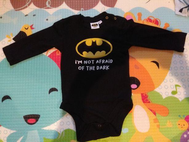 Spodnie 2szt + Body Batman
