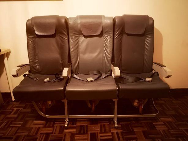 Cadeiras de avião TAP