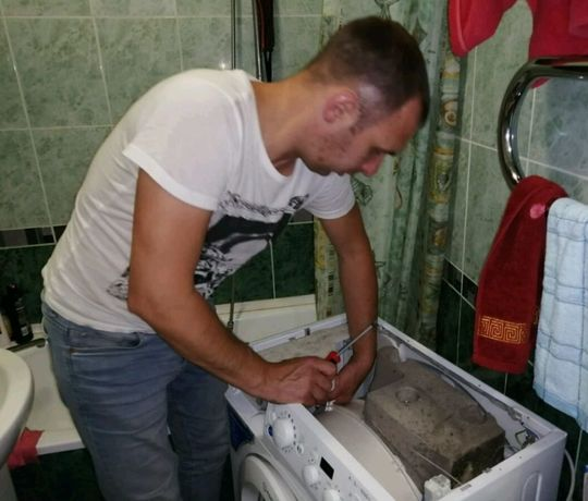 Ремонт стиральных машин ( посудомоечных, микроволновок, телевизоров )