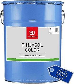Краска TIKKURILA PINJASOL, цвет – 5064, 9 л.