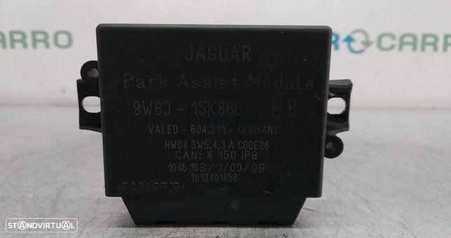 Módulo Sensores Estacionamento Jaguar Xk Cabriolet (X150)