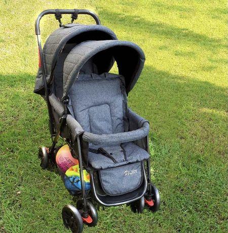 Візок для двійнят / double stroller
