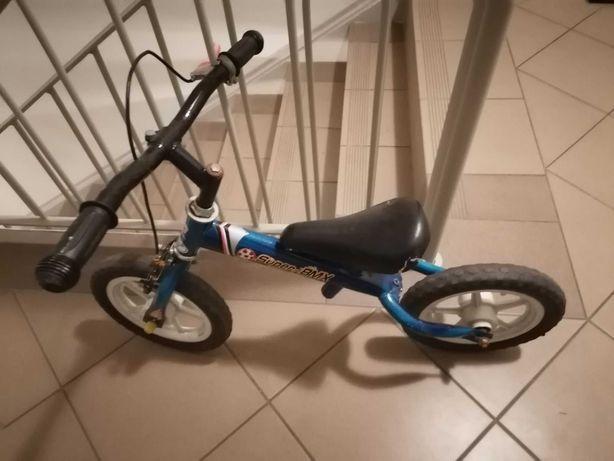 Rower Biegowy Super BMX Sprawny