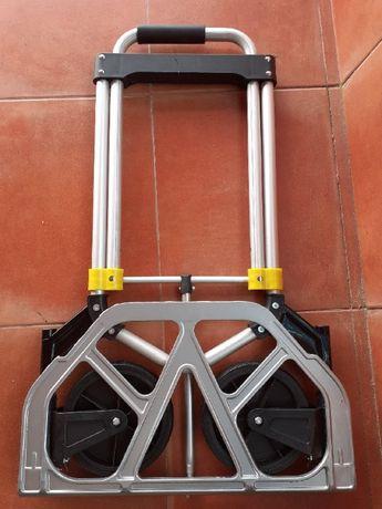 porta carga desdobrável - 120 kgs