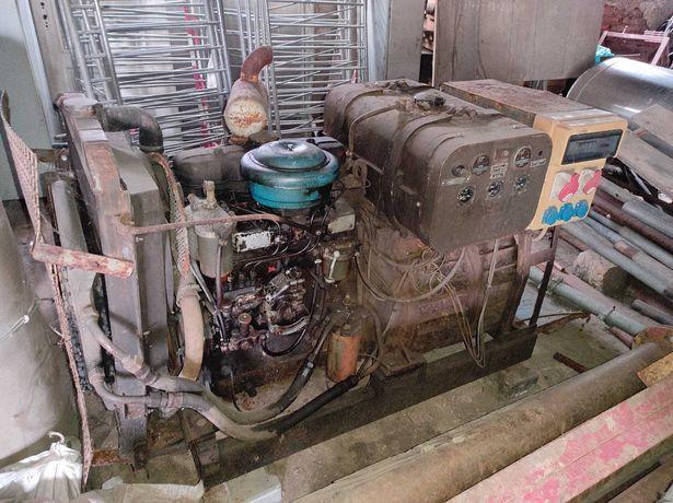Agregat prądotwórczy 25 kW