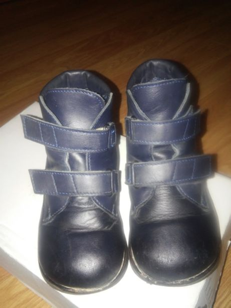 Ботинки зимние Orthokraine