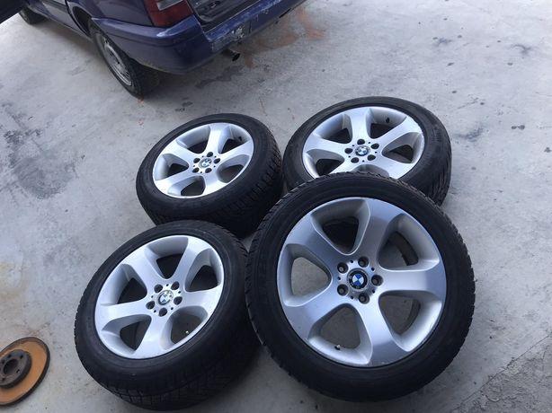 Шины зима, диски разноширокие BMW X5 R19