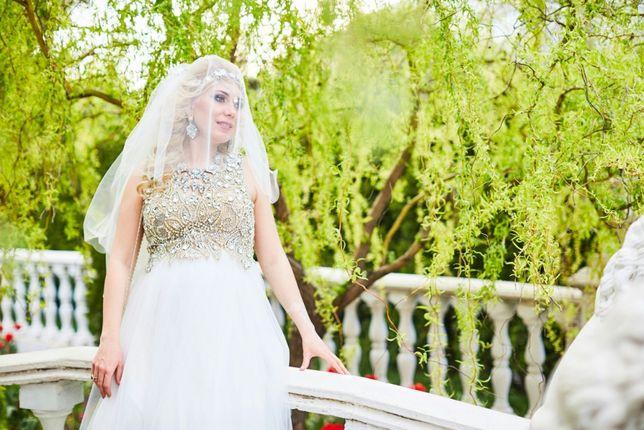 Свадебное платье из Арабских Эмиратов
