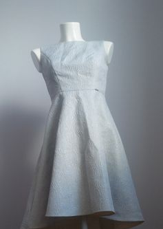 Taranko sukienka signature dłuższy tył wesele 36