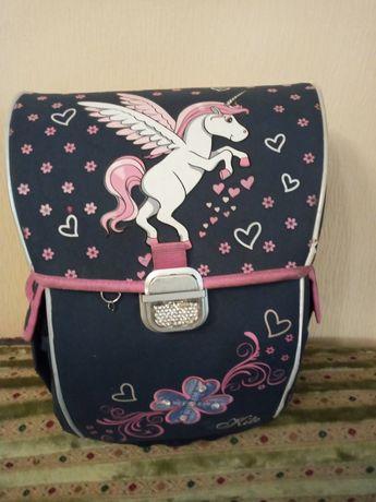Школьный рюкзак Кite единорог