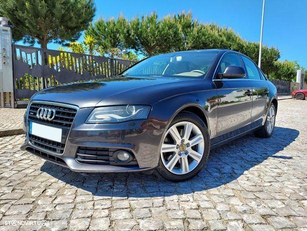 Audi A4 3.0 TDi V6 quattro Advance