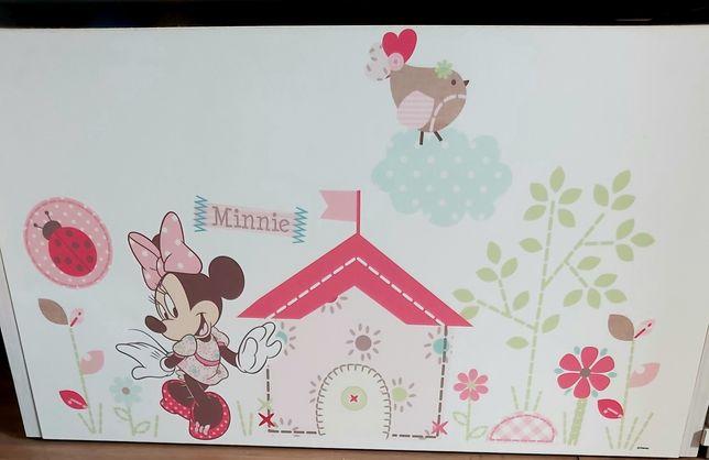 Skrzynia na zabawki Disney Myszka Minnie:)