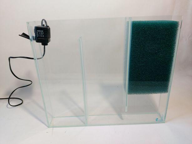 NOWY Panel Filtracyjny + ZESTAW, 10L AquaWaves