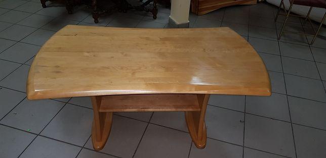 Ława stolik kawowy drewno bukowe