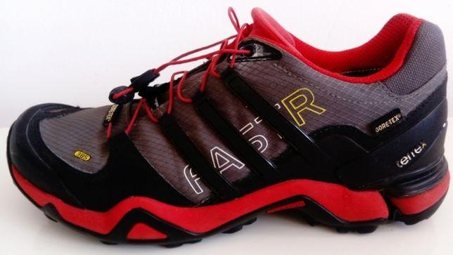 Buty sportowe ADIDAS TERREX-GORE TEX,roz44, dł.wkł.28cm,STAN IDEALNY