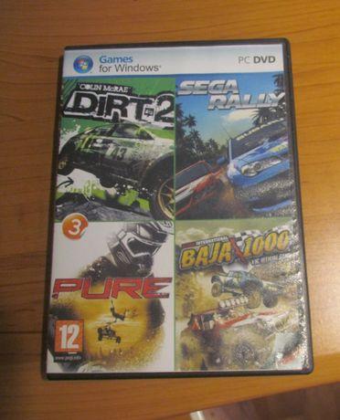 Colin McRAE DIRT 2 сборник игр 7 в 1