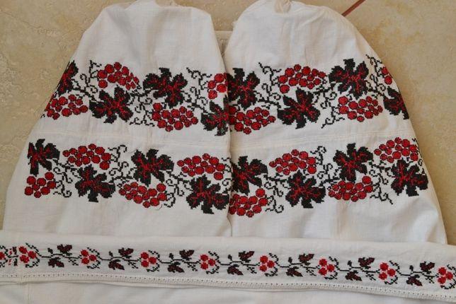 Старовинна гарна вишита сорочка, вишиванка вышиванка старинная