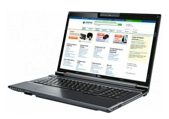 Ноутбук Fujitsu Lifebook NH532  . Німецька якість!!!