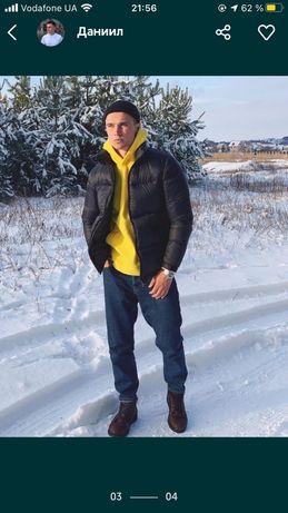 РАСПРОДАЖА! Теплый пуховик! Хит зимы! Отличное качество!