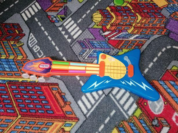Gitara muzyczna little tikes interaktywna