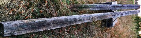 belka stara drewno stare rozbiórkowe