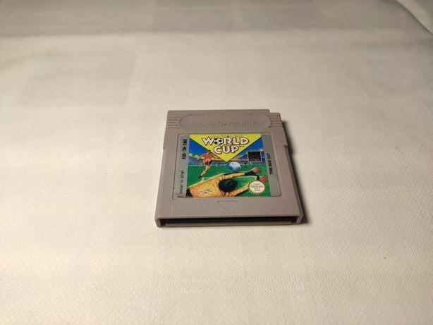 "GRA WORLD CUP *Nintendo gameboy Color, cartridge, kartridż, cartridż"""