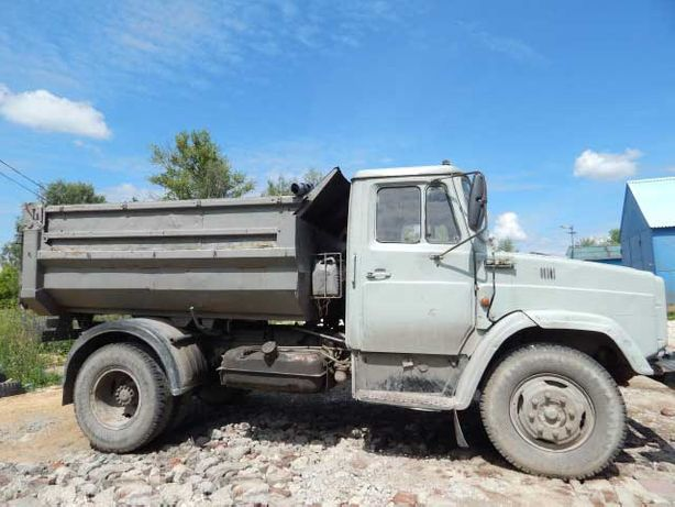Песок речной общестроительный 5-10 тонн с доставкой Зил Камаз