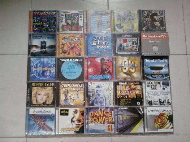 cd e k7 tudo original