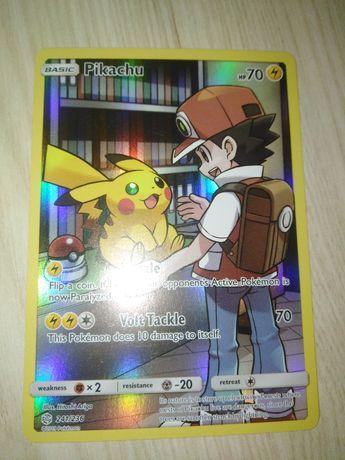 Pikachu Secret Rare 241/236