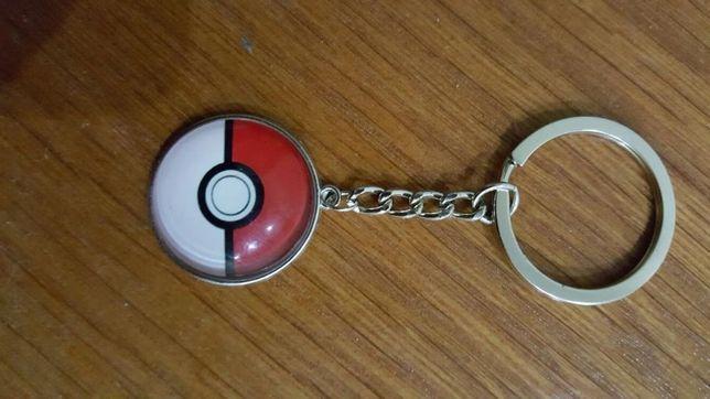 Porta chaves pokemon